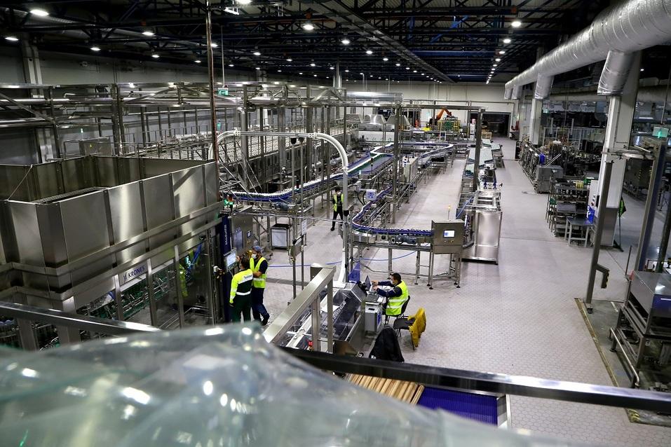 Инвестиции — 8 млн евро. Heineken в Нижнем Новгороде запускает новую линию баночного пива 5