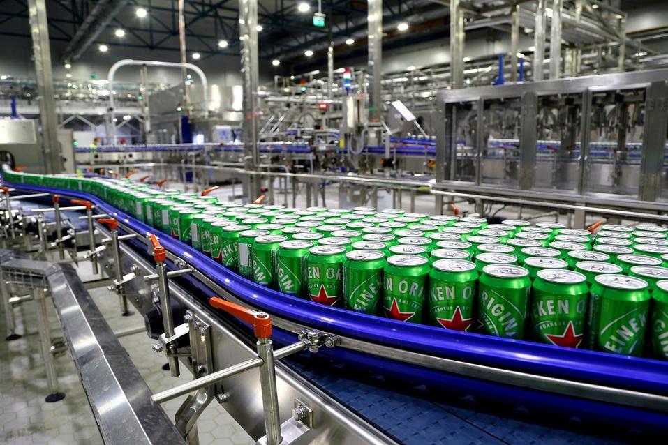 Инвестиции — 8 млн евро. Heineken в Нижнем Новгороде запускает новую линию баночного пива 4