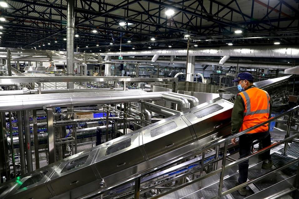 Инвестиции — 8 млн евро. Heineken в Нижнем Новгороде запускает новую линию баночного пива 6