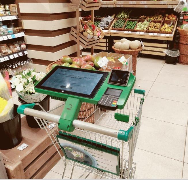 наSTART#1: Разработчик «умной корзины» для супермаркетов ищет 20 млн руб. на развитие 1