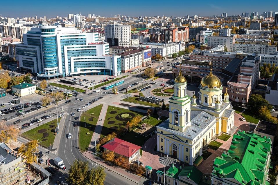 NEBOPLAZA: новый подход к офисной недвижимости Екатеринбурга 3