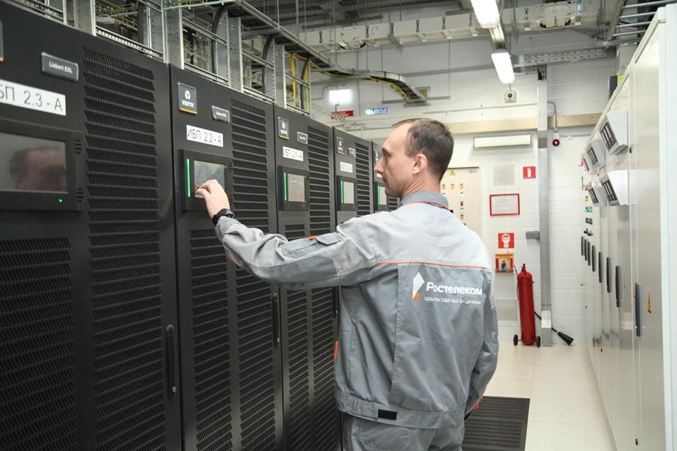 Серверы в ЦОД