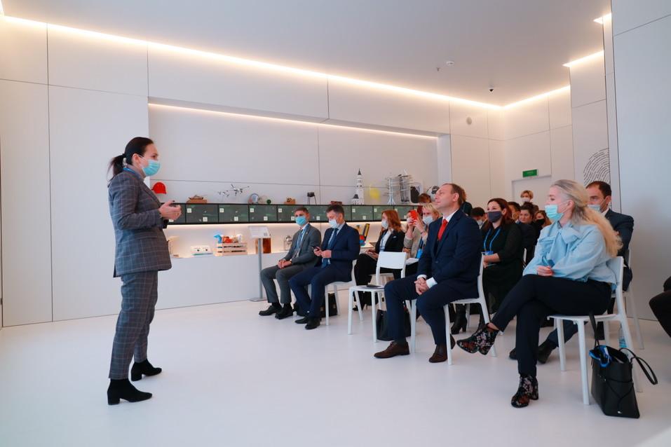 Виктория Казакова на сессии об объектах культурного наледия
