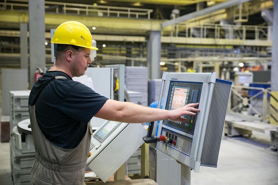Производство завода Теплит