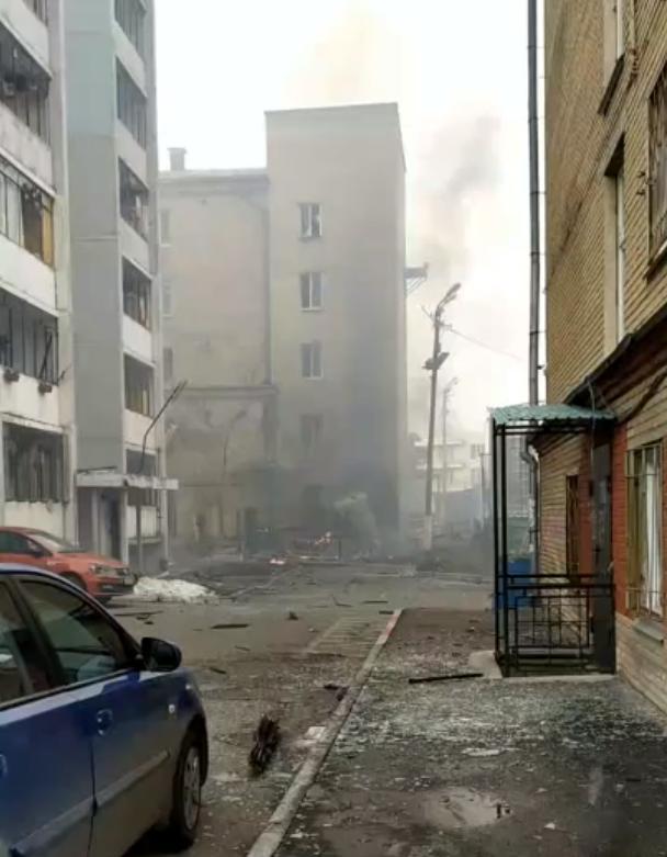 В студенческой поликлинике Челябинска прогремел взрыв 2