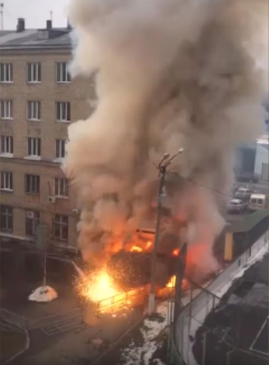 В студенческой поликлинике Челябинска прогремел взрыв 1