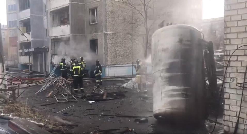 В студенческой поликлинике Челябинска прогремел взрыв 3