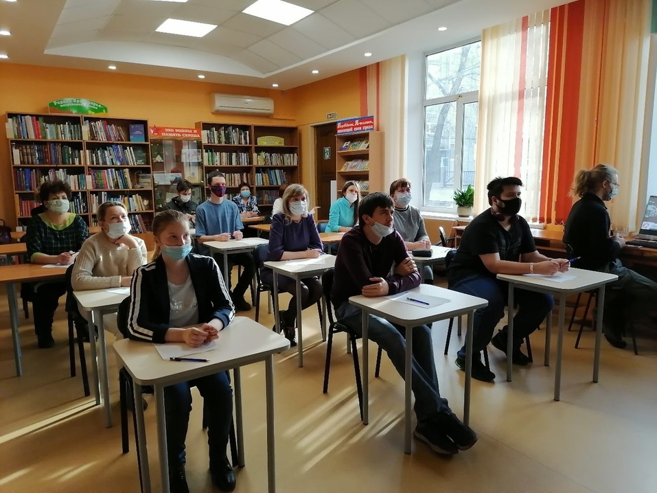 «Ростелеком» наградил отличников Тотального диктанта – 2020 в Красноярске 2