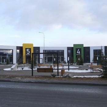 Построили за 74 дня: под Челябинском открылась инфекционная больница за 2,5 млрд руб. 1
