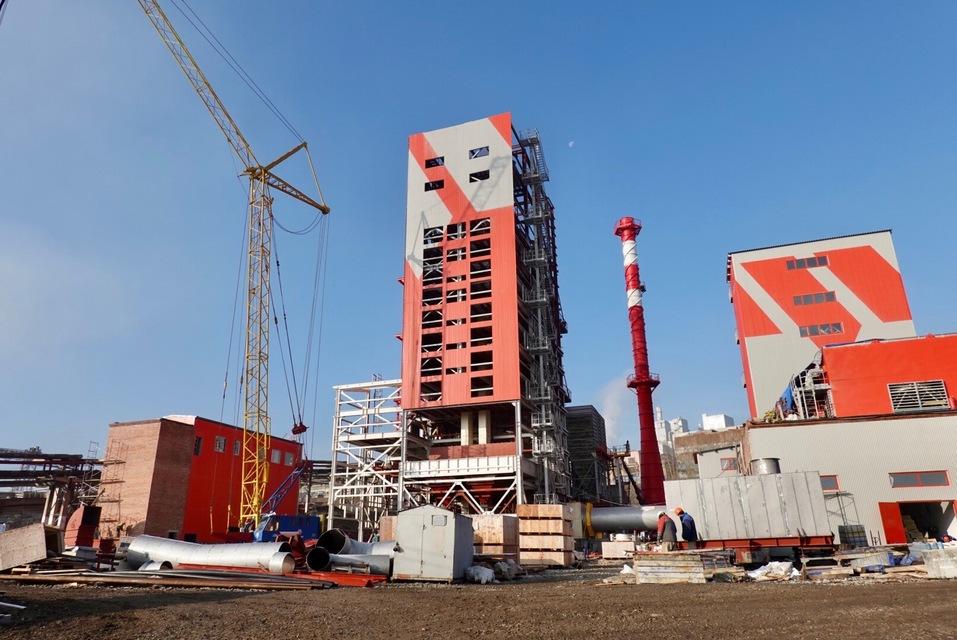 ЗАО «ВОСТОКМЕТАЛЛУРГМОНТАЖ-1»: строим заводы «под ключ» 7