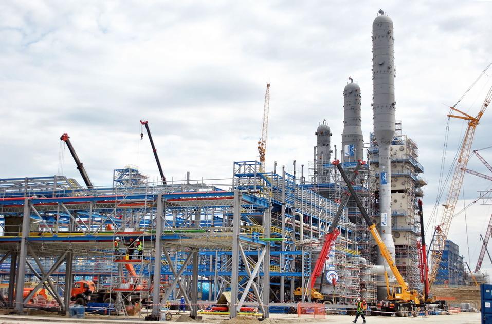 ЗАО «ВОСТОКМЕТАЛЛУРГМОНТАЖ-1»: строим заводы «под ключ» 3