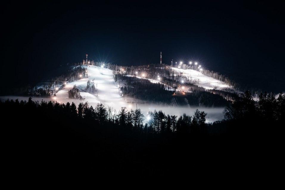 На горнолыжном курорте «Солнечная долина» состоялось открытие сезона 1
