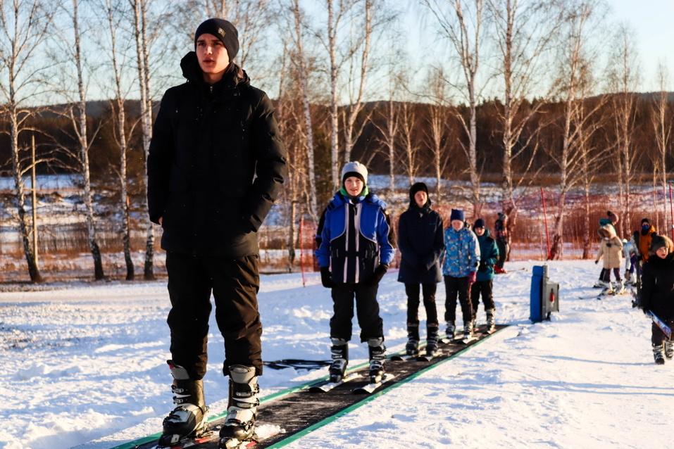 На горнолыжном курорте «Солнечная долина» состоялось открытие сезона 3