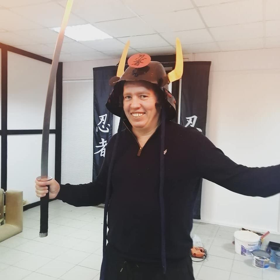 Бои на мечах и метание сюрикенов: В Челябинске откроется детский тематический ниндзя-парк 2