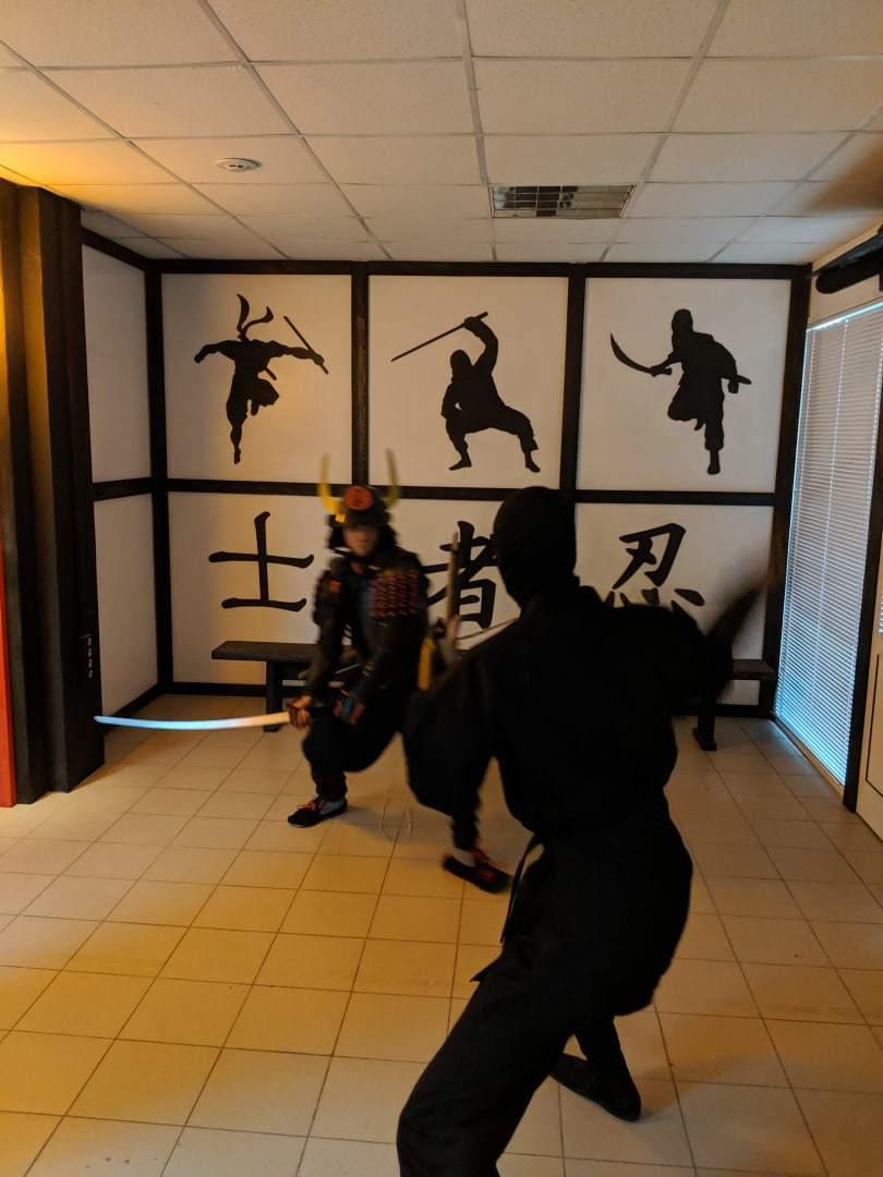 Бои на мечах и метание сюрикенов: В Челябинске откроется детский тематический ниндзя-парк 1