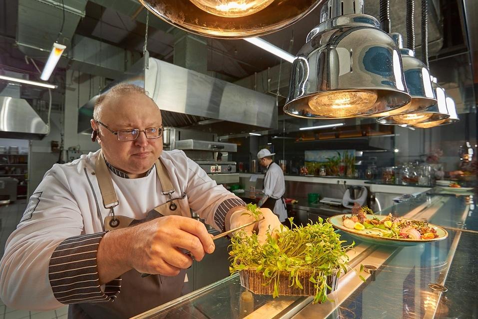 «Нужное время, правильное место, лучшая команда». Рецепт высокой кухни от Panorama A.S.P.  4