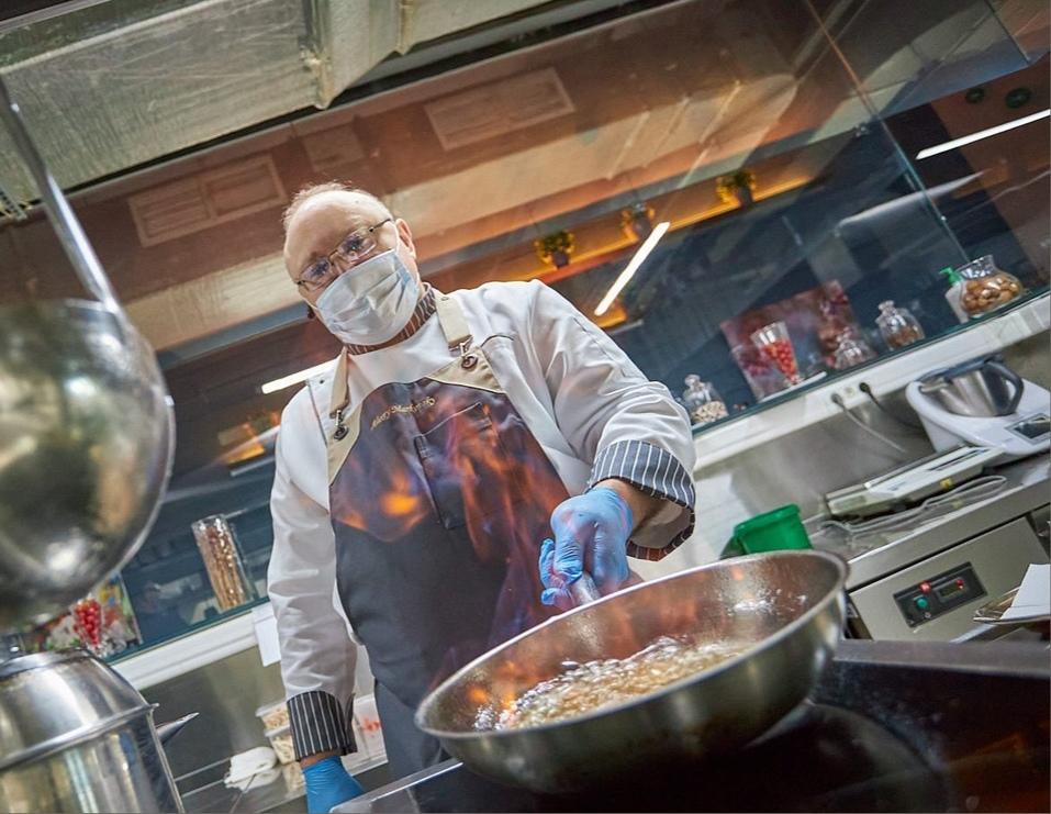 «Нужное время, правильное место, лучшая команда». Рецепт высокой кухни от Panorama A.S.P.  2