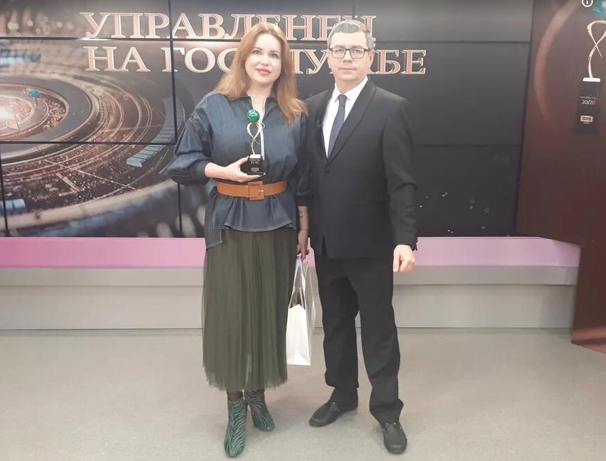 «Краш-тест для бизнеса». Как в Екатеринбурге вручали премию «Человек года — 2020» 6