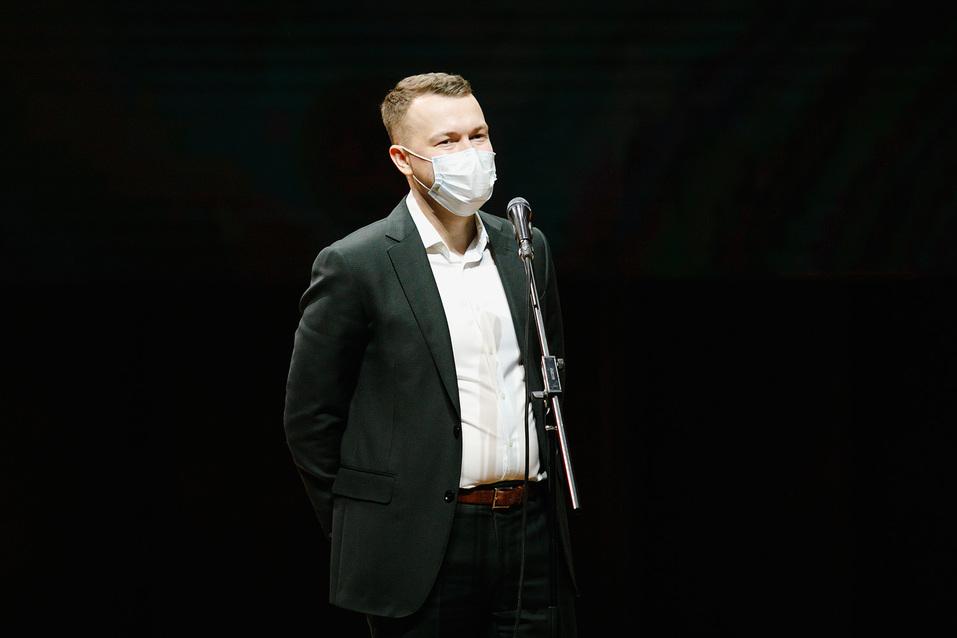 Человек года-2020. ФОТОРЕПОРТАЖ       96
