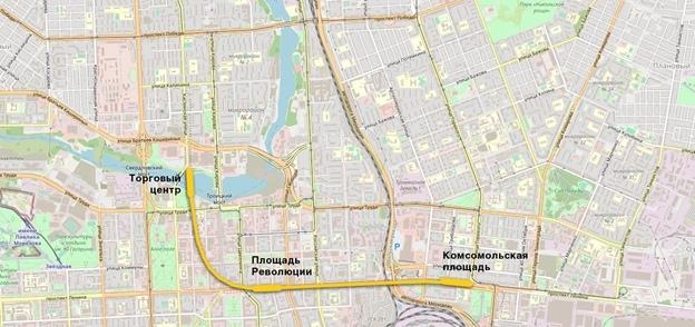 В Челябинске представили новые варианты развития метро 2