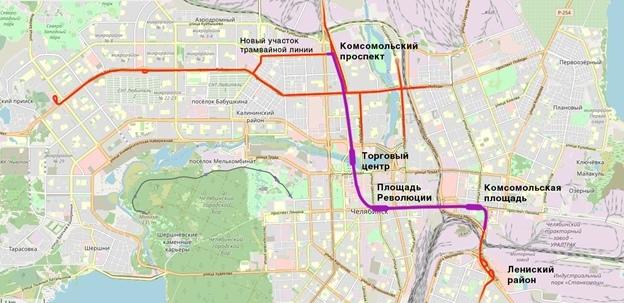 В Челябинске представили новые варианты развития метро 3