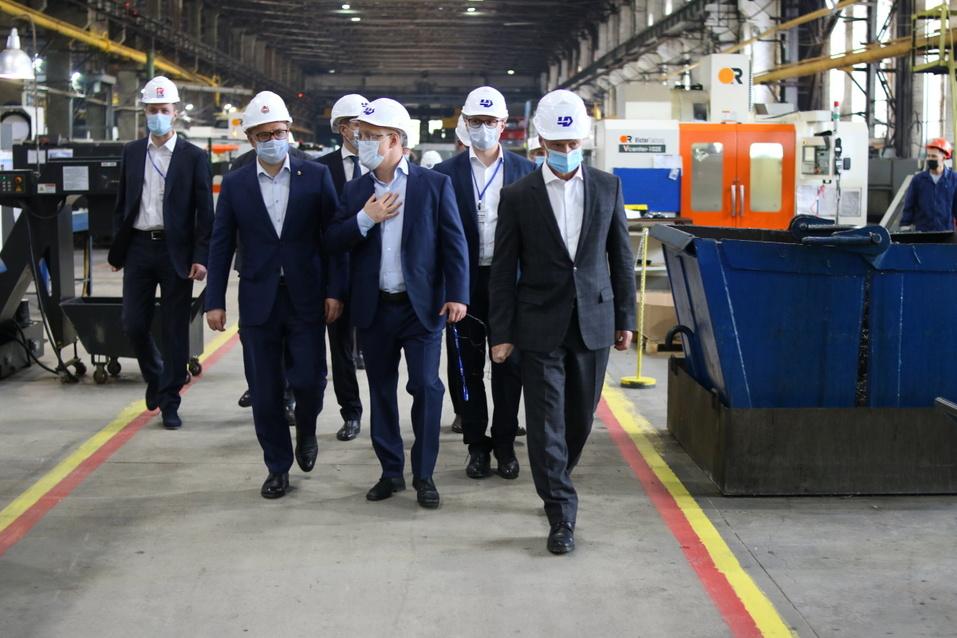 ЧКПЗ начинает сотрудничать с лидерами рынка промышленной робототехники 1