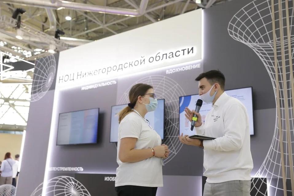 Как нижегородская школьница создала миокостюм для реабилитации 3