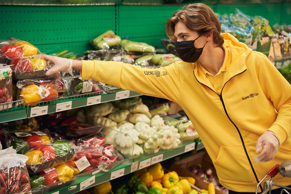 Наталья Лоза, Яндекс.Еда: «Для доставки еды пандемия стала «ветром в спину» 3