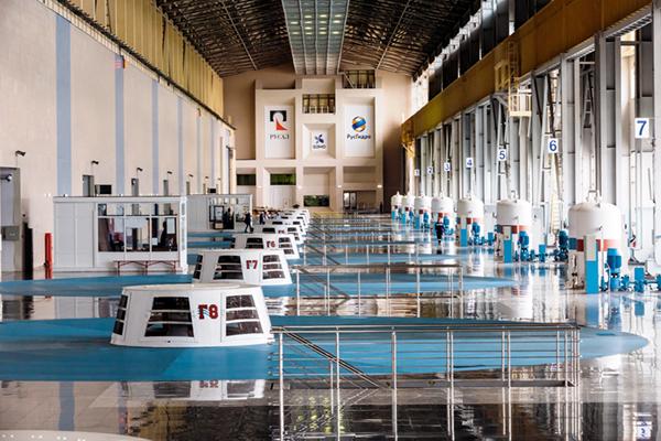 Стомиллиардный рубеж Богучанской ГЭС 2