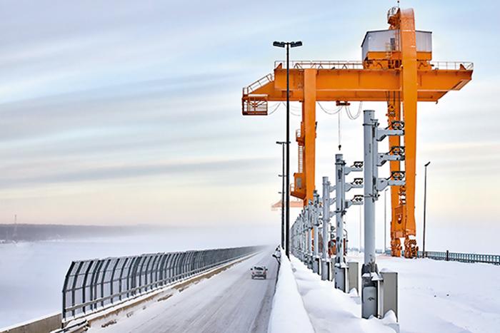 Стомиллиардный рубеж Богучанской ГЭС 3