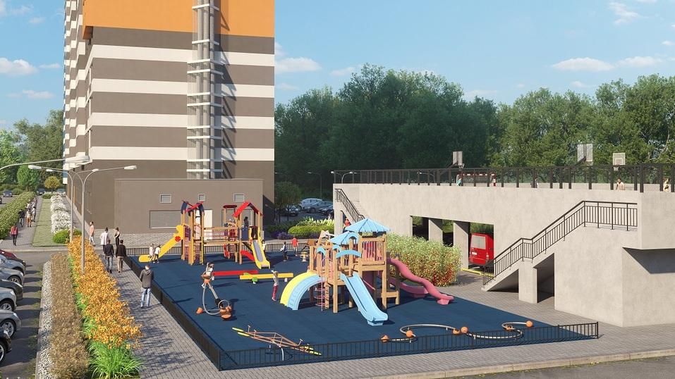 Каким будет первый проект девелопера «Столица Нижний» в Сормовском районе? 3