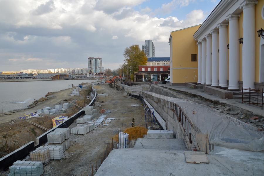 Алексей Текслер рассказал, что будет с недостроенными объектами саммитов ШОС и БРИКС 2