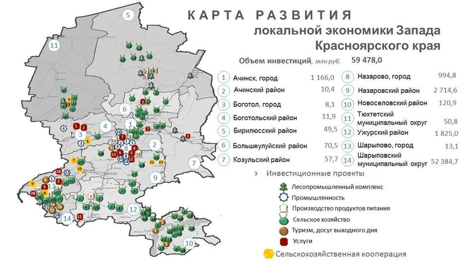 Министр экономики Егор Васильев – об инвестиционной карте региона 2