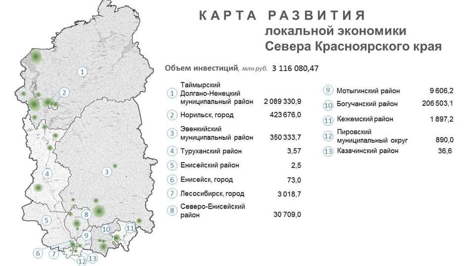 Министр экономики Егор Васильев – об инвестиционной карте региона 1