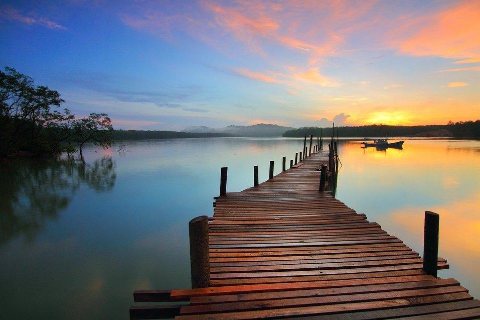 Закаты и путешествия делают вас лучшей версией себя. Как природа спасет человека XXI века 2