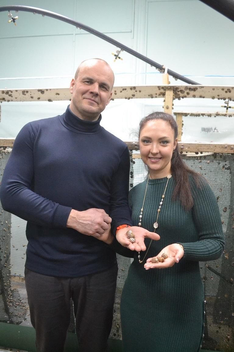 Валерия Викс и Олег Боинков