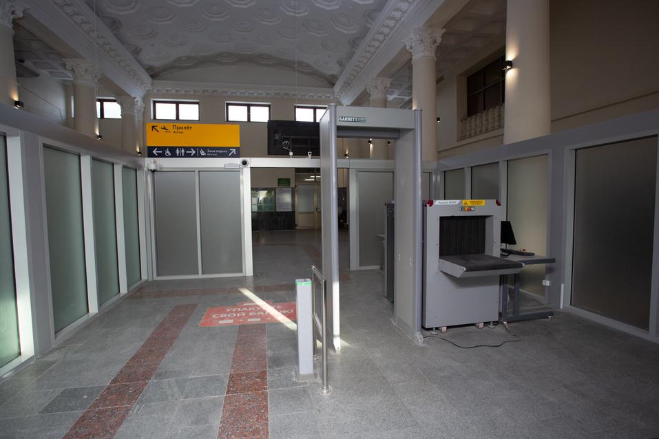В челябинском аэропорту завершается стройка: он обслужит на 600 тыс. пассажиров больше  1