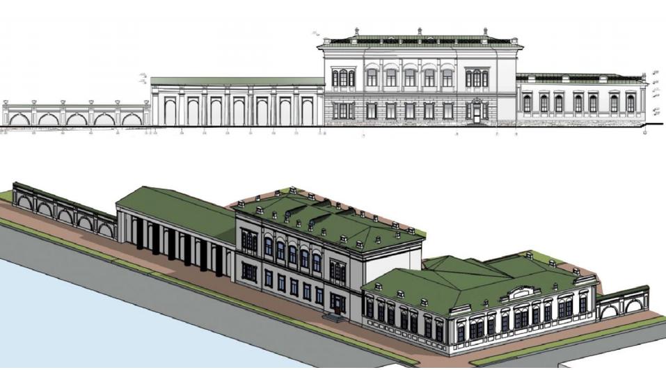 Мастерские и кофейня. На набережной Исети в Екатеринбурге планируют открыть арт-кластер 1