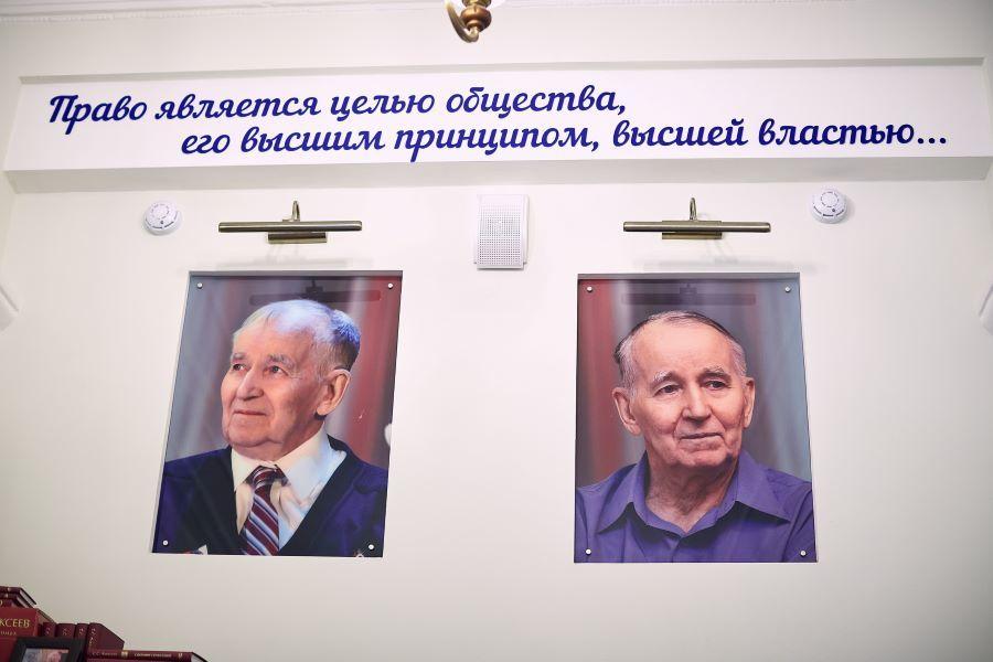 Портрет С.С. Алексеева