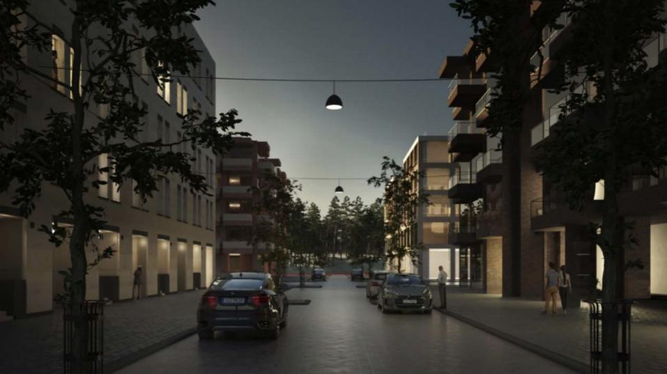 Как в Петербурге: у ЦПКиО построят искусственный остров и жилой комплекс 2