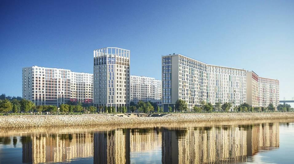 Питер или Москва? У «Группы ЛСР» стартуют продажи на новые объекты недвижимости 1
