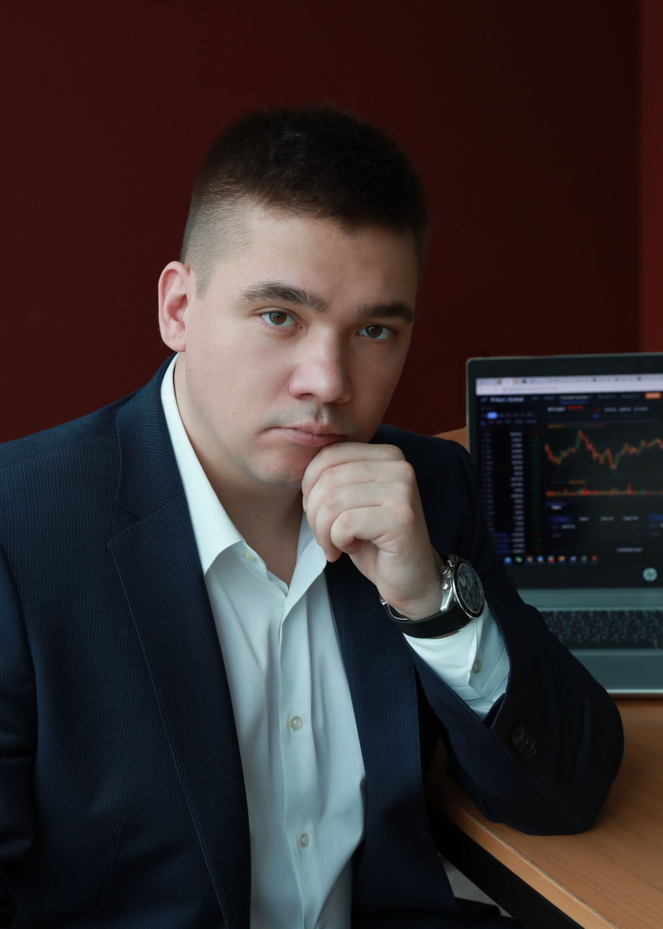 Дмитрий Антипин: «Крупные инвесторы всё охотнее вкладываются в криптовалюту» 2