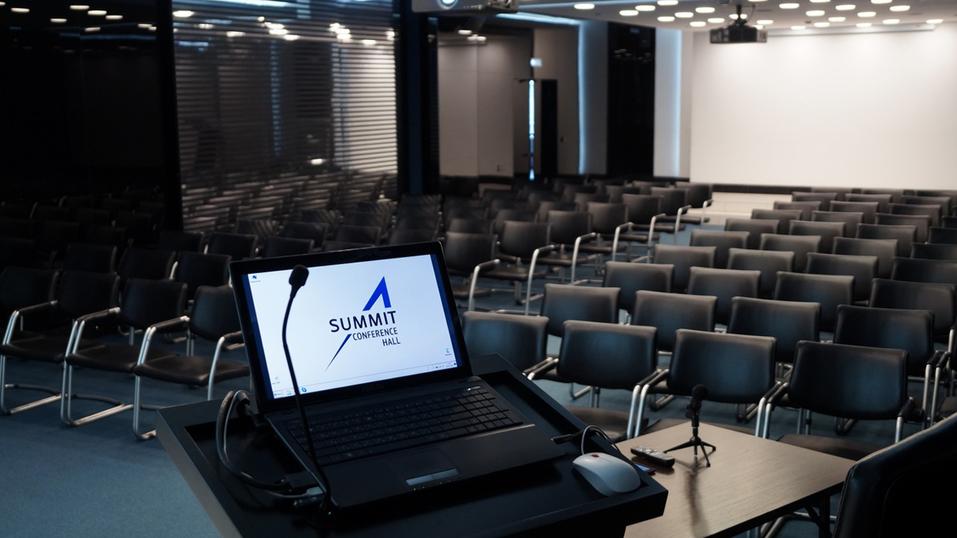 Конференц-залы 2021 — Деловой квартал 9
