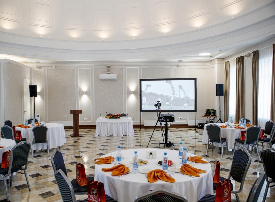 Конференц-залы 2021 — Деловой квартал 13