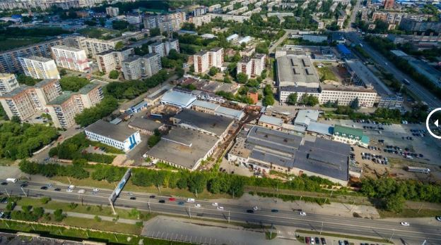 На месте промзоны «КОНАР» на проспекте Ленина построят элитный жилой комплекс 1