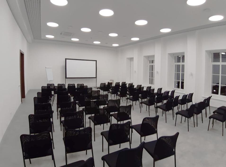 Конференц-залы 2021 — Деловой квартал 12