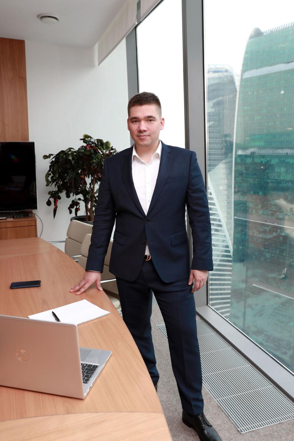 Дмитрий Антипин: «Инвесторы вкладываются в криптовалюту все охотнее» 1