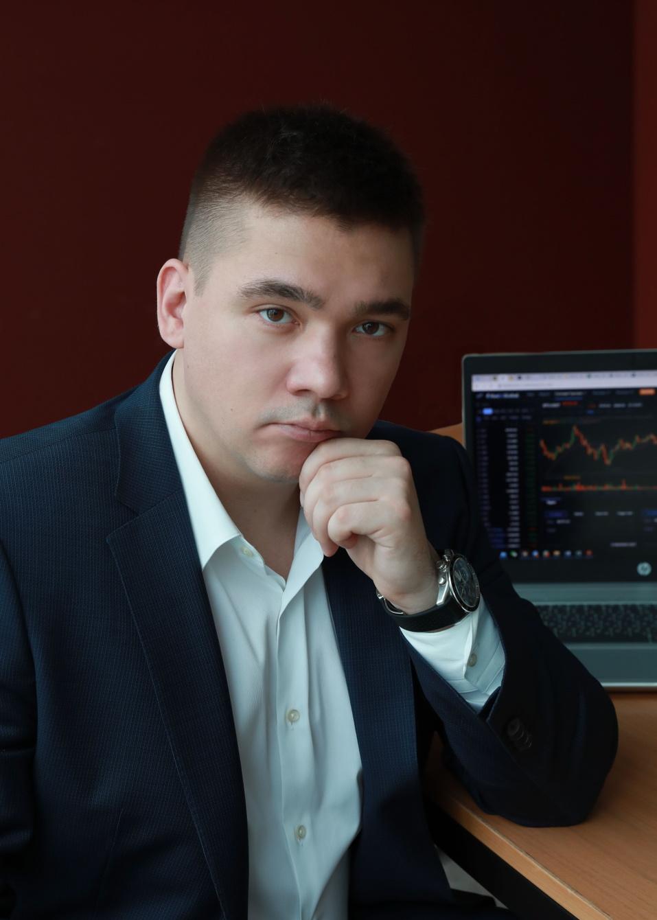 Дмитрий Антипин: «Инвесторы вкладываются в криптовалюту все охотнее» 2