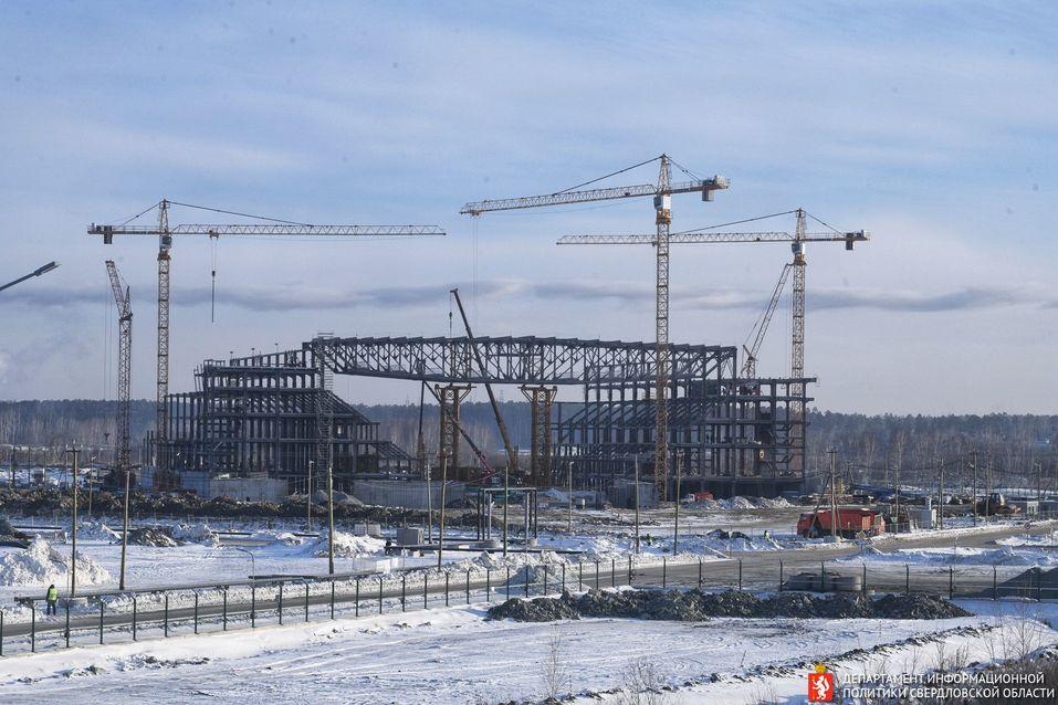 Универсиада, зоны Кольцово, реновация. Что делал в Екатеринбурге вице-премьер Хуснуллин  2