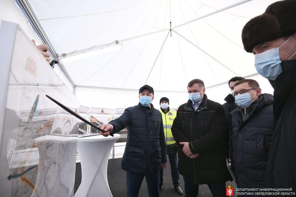Универсиада, зоны Кольцово, реновация. Что делал в Екатеринбурге вице-премьер Хуснуллин  3